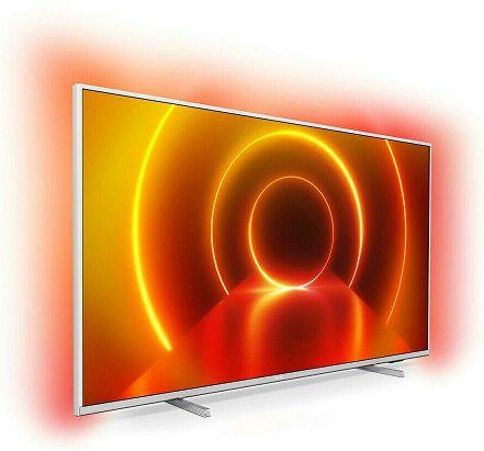 Philips 65PUS7855/12   65 Fernseher (4K, Ambilight) für 649€ (statt 699€)