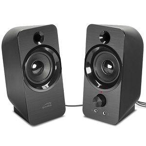 SPEEDLINK DAROC PC-Lautsprecher für 15€ (statt 20€)