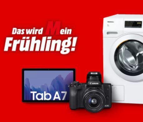 Media Markt Spring Sale – z.B. SONY KE-55XH 55Zoll UHD SMART TV für 739€ (statt 822€)