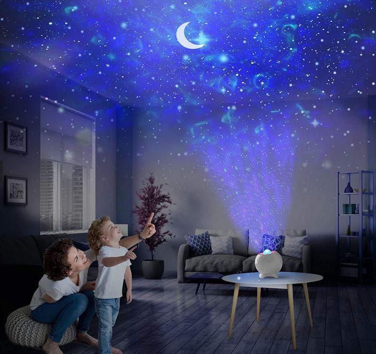 Fezax SC520 LED Sternenhimmel Projektor für 19,99€ (statt 40€)