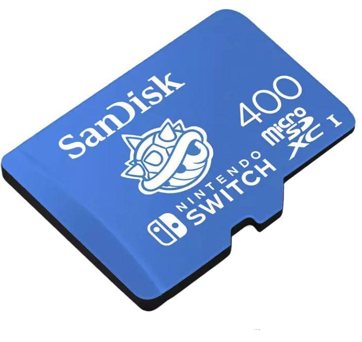 Saturn Entertainment Weekend Deals – z.B. SANDISK microSDXC 400GB Speicherkarte Nintendo Switch für 59€ (statt 112€)