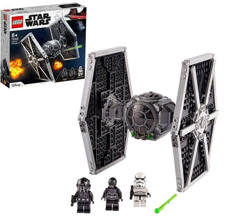 Lego Star Wars   Imperial TIE Fighter (75300 ) für 23,89€ (statt 30€)
