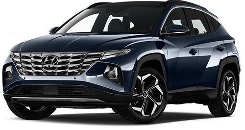 Hyundai Tucson Plug In Hybrid mit 265 PS in Grau für 199€ mtl.   LF: 0,52   sofort verfügbar!