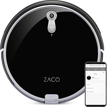 ZACO A8s Saugroboter mit Wischfunktion für 219€ (statt 329€)