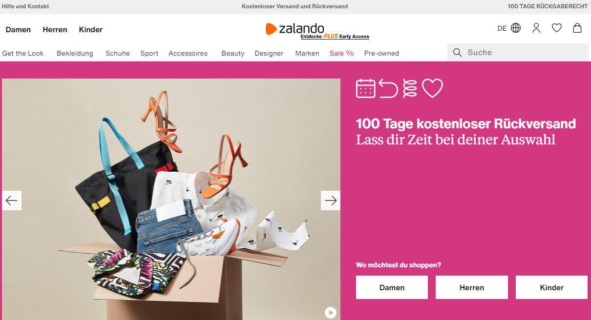 Zalando Gutschein: großartige Deals und Rabatte entdecken