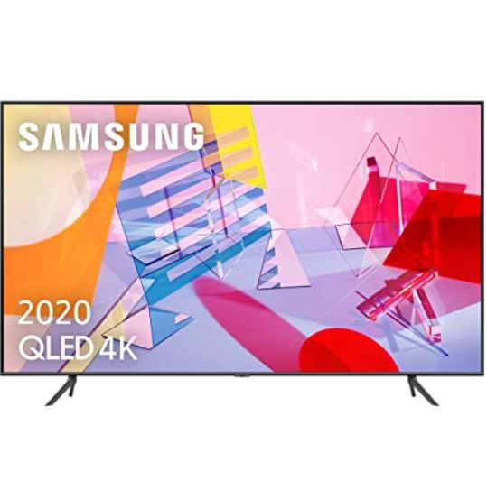 Samsung QE75Q60T – 75 Zoll QLED UHD smart TV für 1.249€ (statt 1.349€)