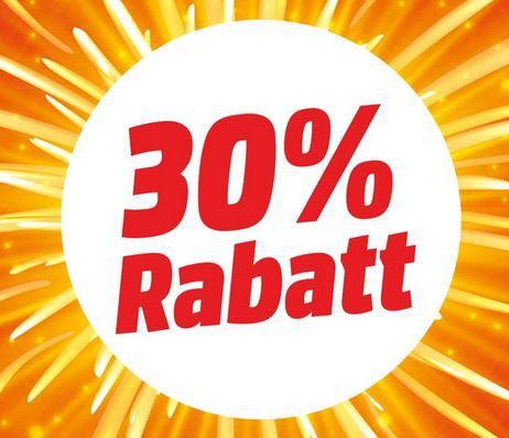 Media Markt Mega Sale bis 30% Rabatt: z.B. LEGO 75288 AT-AT Bausatz für 93,49€ (statt 114€)