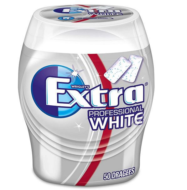 5 für 4 Lebensmittel Aktion bei Amazon – z.B. 5 x Wrigley's Extra Professional White 50 St. für 8,44€ (statt 16€)