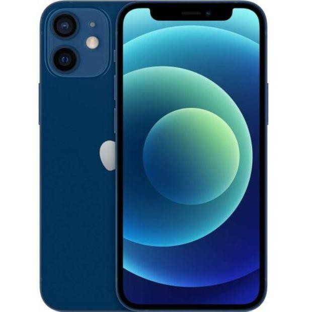 Apple iPhone 12 Mini 64GB in Blau als Neuware für 618€ (statt 660€)