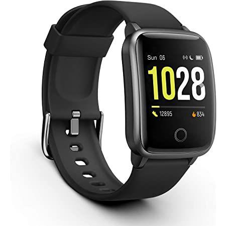 Vigorun ID205S – Fitnesstracker 11 Sportmodi, Herzfrequenz- & Schlafüberwachung für 13,80€ (statt 30€)