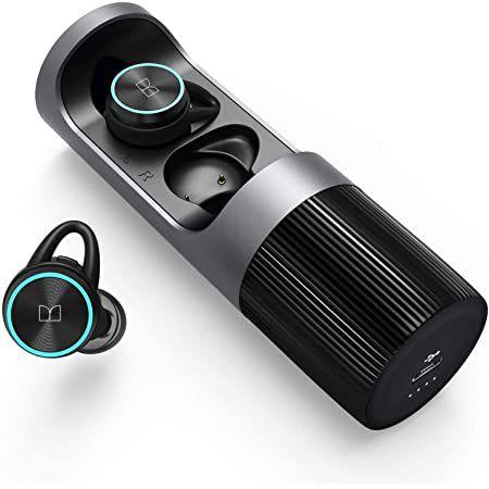 Monster Clarity 101 BT 5.0 TWS InEar Kopfhörer mit bis zu 36h Spielzeit für 33,87€ (statt 77€)
