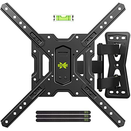USX-MOUNT TV- & Monitorhalterung für 26 bis 55 Zoll & max 27kg für 13,99€ (statt 28€) – Prime
