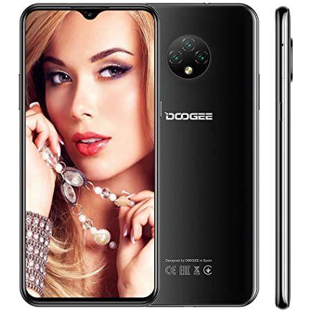 DOOGEE X95 PRO – 6,52 Zoll Smartphone mit Android 10 & 32GB in 3 Farben für je 79,99€ (statt 126€)