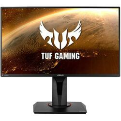 Asus VG259QM TUF Gaming Monitor 25″ (280Hz, 1 ms, Full HD) für 315,48€ (statt 366€)