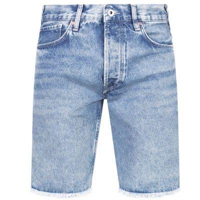 Pepe Jeans Herren Jeans Shorts in vielen Größen von 28 bis 36 für 16,99€ (statt 42€)