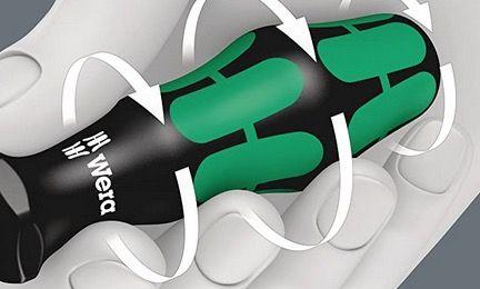 Wera Steckschlüssel Schraubendrehersatz 395 HO/7 SM 7 teilig für 26,12€ (statt 37€)