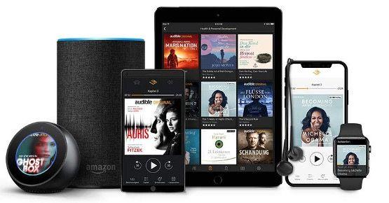 🔥 Knaller: Ein halbes Jahr Audible inkl. Gratis Hörbücher für nur 2,95€ monatlich   Amazon Prime
