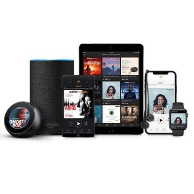 🔥 3 Monate audible inkl. Gratis-Hörbücher für nur 2,95€ mtl. (statt 10€)