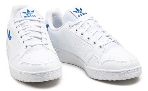 adidas NY90 Cloud in weiß Blau für nur 55€ (statt 64€)