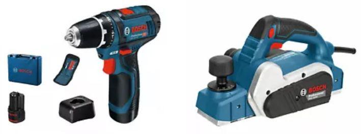 eBay: 10% Rabatt auf Bosch Tools   z.B. Bosch Professional GSB 13 RE Schlagbohrmaschine  für 53,91€