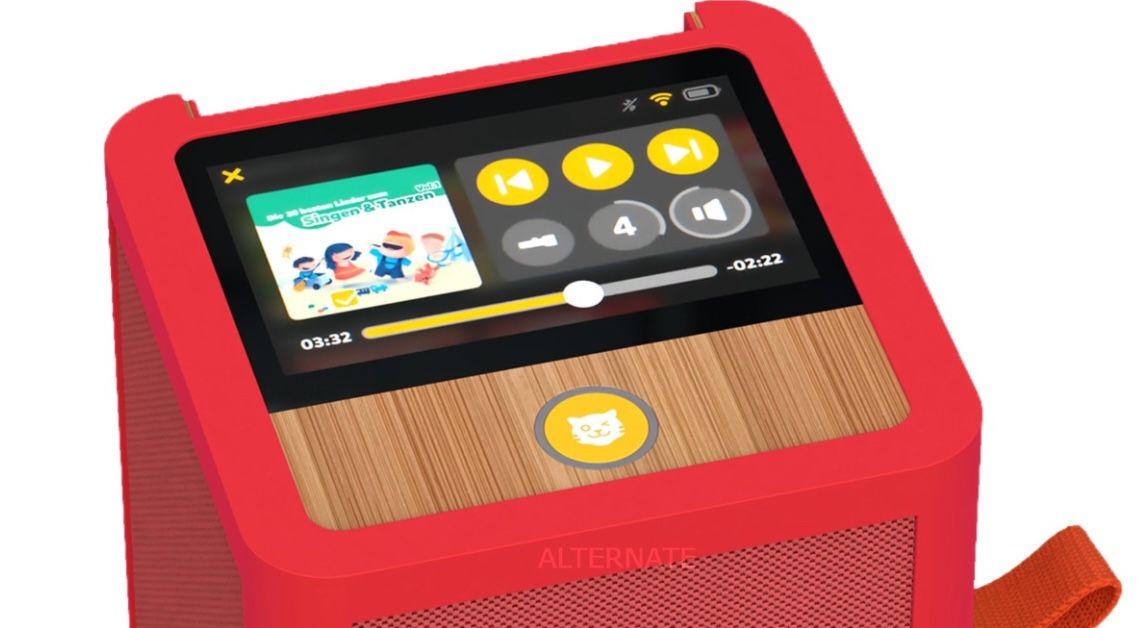 Tigermedia tigerbox Touch Starterset (Toniebox Alternative) für 59,90€ (statt 75€)