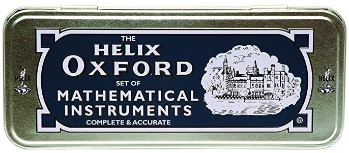 Oxford 9 teiliges Mathematik Set Colours für 2,58€   Prime