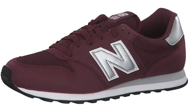 New Balance 500 Core Herren Sneaker in Burgunder Rot für 35,98€ (statt 53€)
