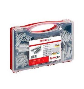 fischer Dübelbox mit 160 Universaldübeln UX + 130 Spreizdübeln SX für 15,91€ (statt 24€) – Prime