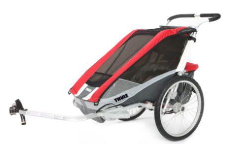 Babymarkt mit 10% Rabatt auf Fahrradanhänger   z.B. Qeridoo Kidgoo2 (2020) für 521€ (statt 579€)