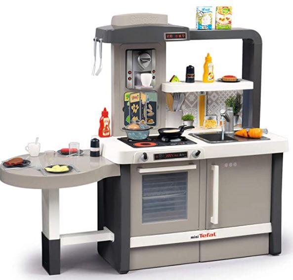 Smoby 312300 Tefal Evo Kinderküche mit viel Zubehör für 56,44€ (statt 87€)