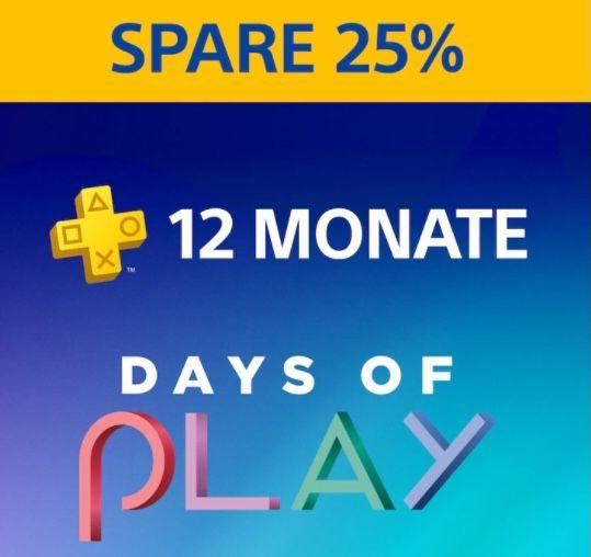 Genau lesen: 12 Monate PlayStation Plus für effektiv 35€
