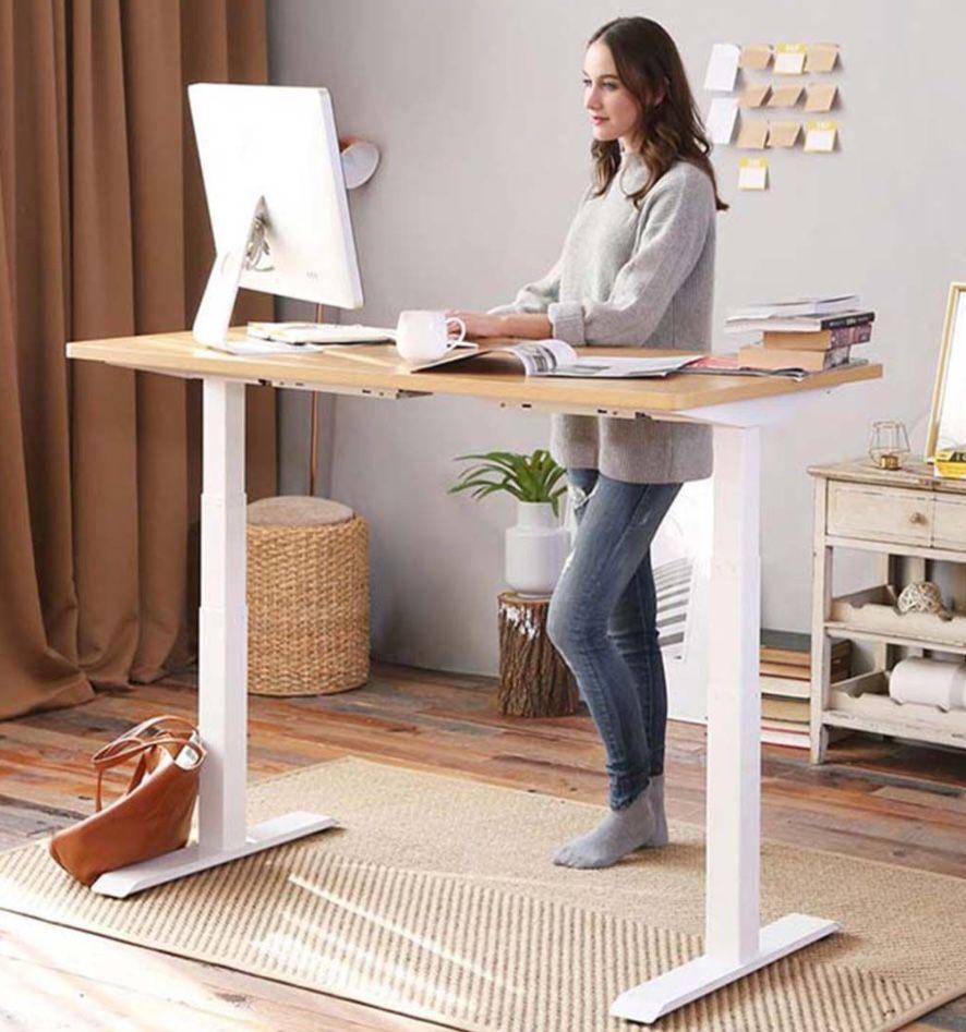 Flexispot E6 höhenverstellbares Tischgestell bis 125kg inkl. Memory Funktion für 289,99€ (statt 390€)