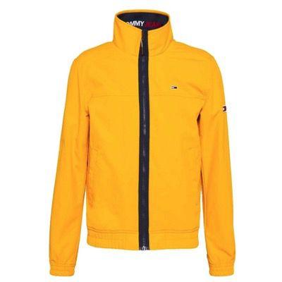 Tommy Jeans Jacke Essential in Gelb für 64,90€ (statt 109€)   S, M & L