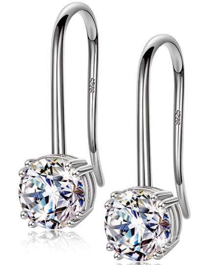FANCI Damen Ohrringe in Tropfenform aus Sterling Silber 925 für 11,99€ (statt 27€)