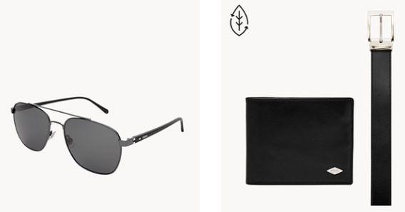 Fossil: 30% Rabatt auf Sonnenbrillen & Lederartikel + 15% Gutschein   z.B. Rucksack Felicity für 100,55€ (statt 169€)