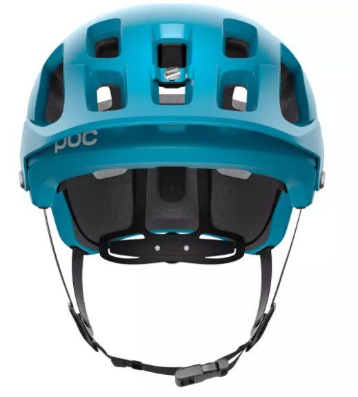 POC Tectal Fahrradhelm in Basalt Blue für 103,90€ (statt 162€)