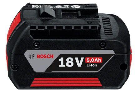 Bosch Professional 18V System Akku GBA 18V 5.0Ah für 56,99€ (statt 63€)