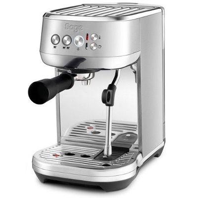 Sage Siebträger-Espressomaschine The Bambino Plus Edelstahl für 234,57€ (statt 349€)