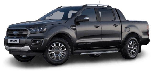Privat: Ford Ranger 2,0 EcoB 212PS DSG 4x4 Wildtrak Aut für 189€ mtl.   LF 0,45
