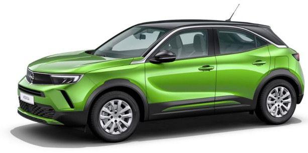 Privat: Opel Mokka 1.2 Turbo Edition mit 100PS für 99€ mtl.   LF 0,59