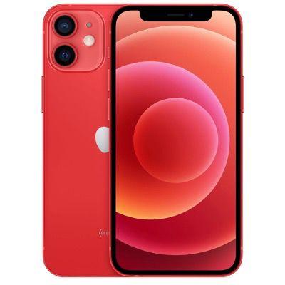 Apple iPhone 12 Mini 64GB in Rot als Neuware für 589€ (statt 650€)
