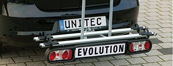 UniTec Fahrradträger Atlas Evolution 25 bis 45mm für 129,99€ (statt 155€)