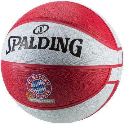 Spalding Euroleague Teamball FC Bayern München für 9,29€ (statt 20€)
