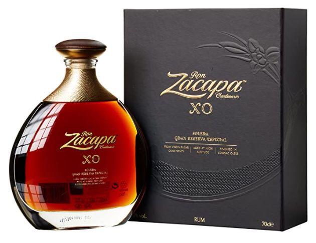 Ron Zacapa XO Rum 0,7 L für 84,90€ (statt 101€)