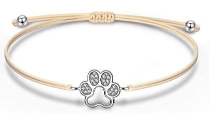 Freundschafts Armband mit Glücksbringer inkl. Geschenkbox für 7,99€ (statt 15€)   Prime