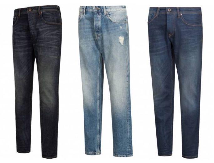 Pepe Jeans Bartak Cord Herren Chino Hose für 29,99€   auch andere Jeans Modelle in Restgrößen