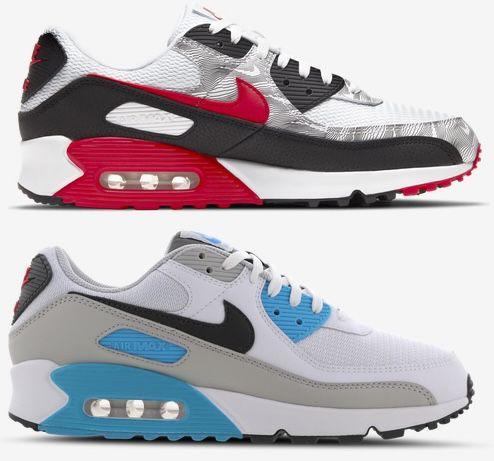 Nike Air Max 90 Essential – coole Herren Kult Sneaker für 99,99€ (statt 140€)