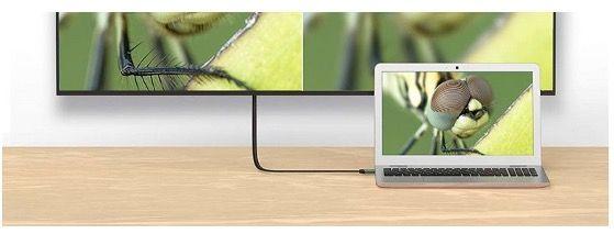 Oldboytech Flach HDMI Kabel 1 Meter HDMI 2.0 für 3,99€ (statt normal 11€)