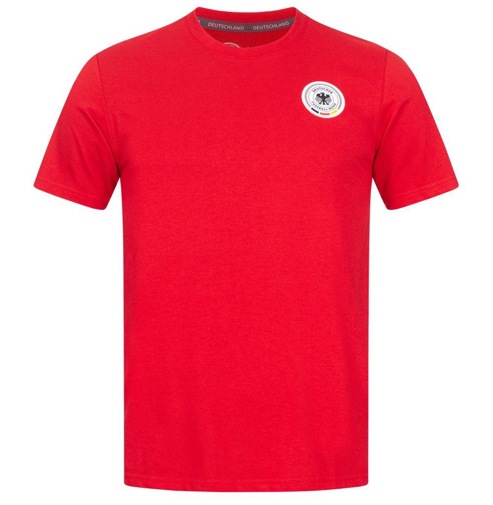 DFB Deutschland Fanatics Value Small Crest Herren T Shirt für je 5,55€ + VSK   bis 3XL
