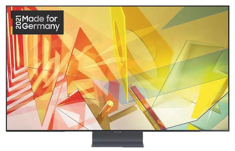 Samsung GQ65Q95TCT   65 Zoll QLED UHD Fernseher mit 120 Hz für 1.209,05€ (statt 1.439€)